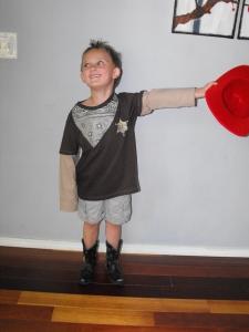 Michael the cowboy
