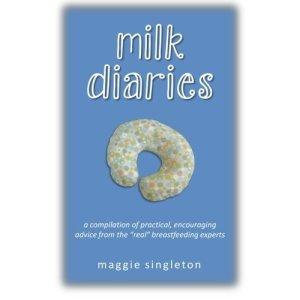 Milk Diaries by Maggie Singleton