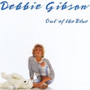 Debbie Gibson Out of the Blue Album