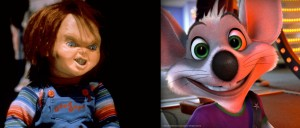 chucky and chuck e cheese