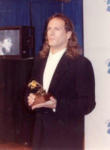 See this Grammy? This was the Grammy my mullet built. So step off. Photo by Alan Light via Flickr licensed under CC BY 2.0