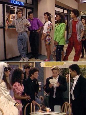 saved by the bell conert tickets