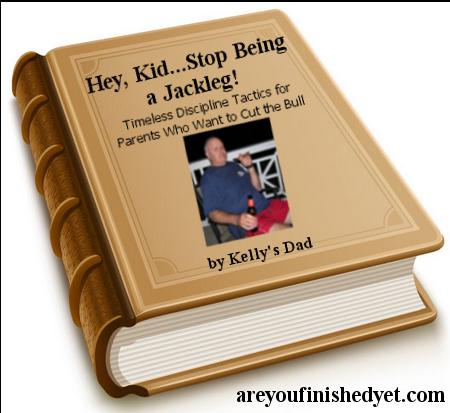 parenting advice book