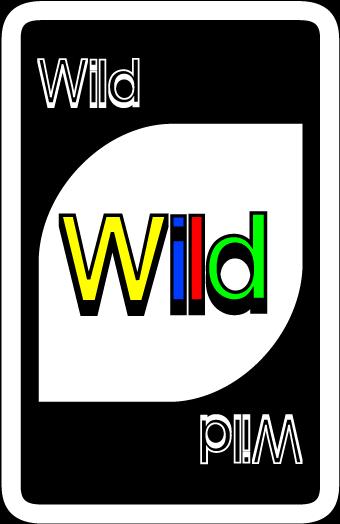 uno wildcard
