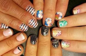 nail wraps