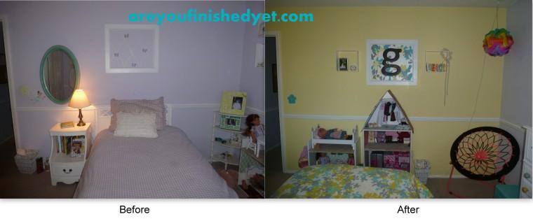 room redecorate