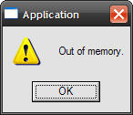 out_of_memory
