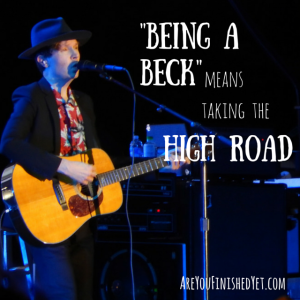 photo credit: Beck @ Pitchfork, Chicago 7/18/2014 via photopin (license)