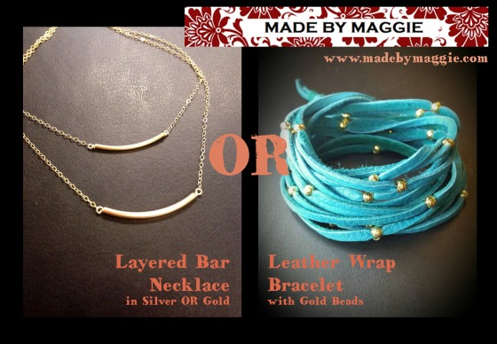 jewelry made by maggie
