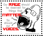 rage voices