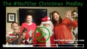 no filter christmas songs